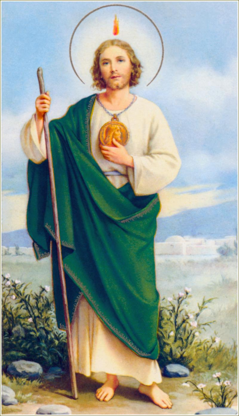 Saint Jude Patron Saint of Hopeless Causes
